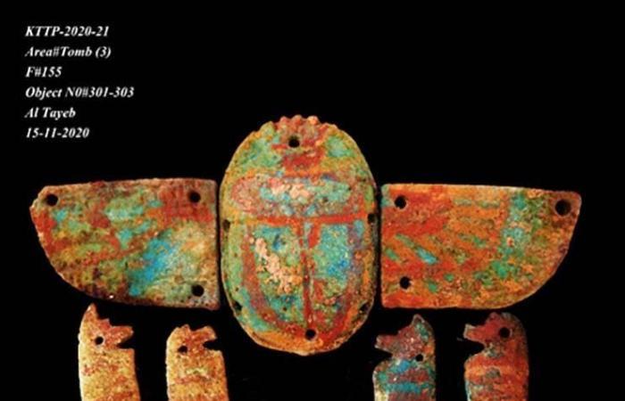 بالصور.. زاهي حواس يعلن اكتشاف المدينة الذهبية المفقودة