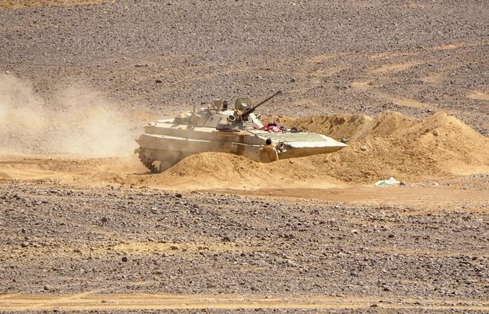 الجيش اليمني يدحر ميليشيات الحوثي من عدة مواقع غرب مأرب