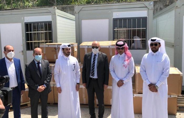 هبة من السفير القطري للجمارك اللبنانية… وهذا ما تضمنته
