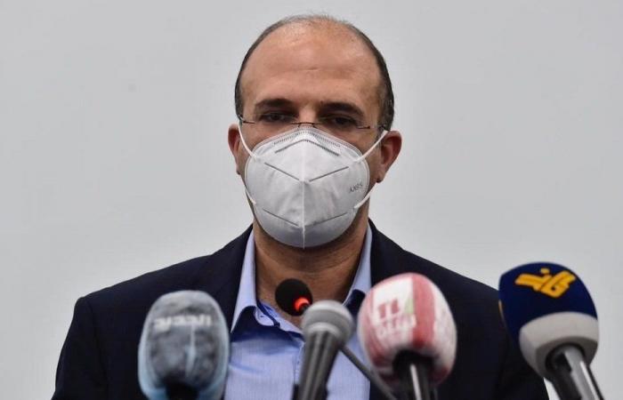 """حسن يطلق حملة تلقيح الأمن العام بـ""""سينوفارم"""""""