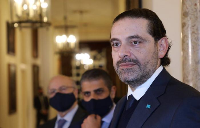 الحريري يبارك لنادي الأنصار فوزه بلقب الدوري اللبناني