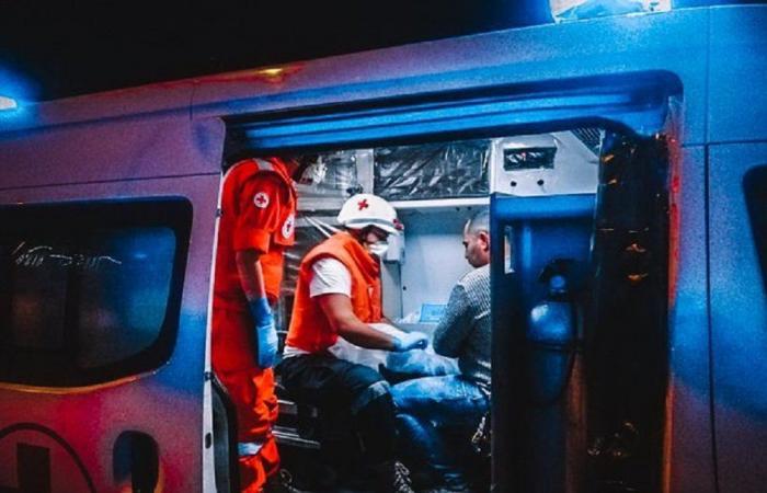 عودة العمل بخط طوارئ الصليب الاحمر في بعلبك الهرمل