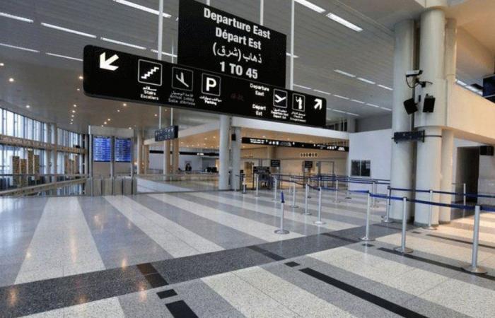 رحلات 29 و30 نيسان إلى بيروت: 31 حالة كورونا