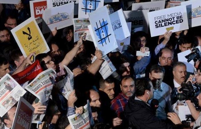 تقرير أميركي: تركيا من بين أكثر 3 دول بالعالم سجناً للمثقفين