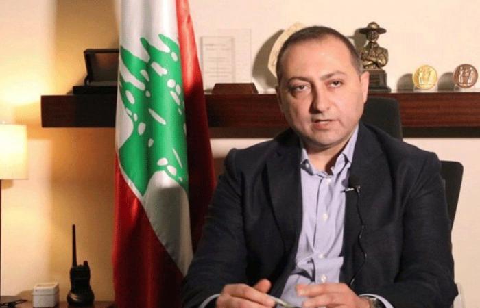 استقالة رئيس بلدية جزين من التيار الوطني الحر