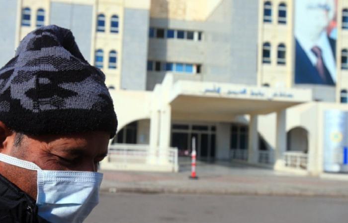 مستشفى الحريري: 42 حالة حرجة ووفيتان