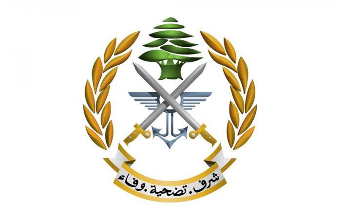 الجيش: تمارين تدريبية وتفجير ذخائر في مناطق مختلفة