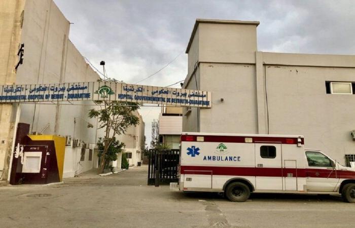 السفير الألماني يتفقد مستشفى الكرنتينا الأربعاء