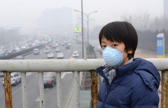 تلوث الهواء يصيب الصغار بأمراض الكبار