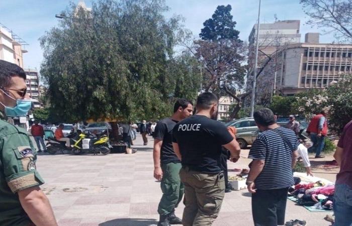 شرطة بلدية طرابلس أزالت البسطات المنتشرة عشوائيًا