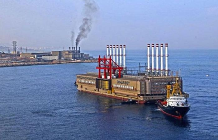 بسبب الفساد… لبنان يمنع بواخر كهرباء تركية من المغادرة