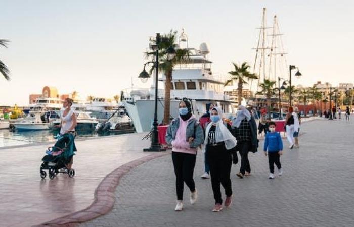 وكالة S&P تثبت تصنيف مصر: تراجع دخل السياحة وزيادة الديون