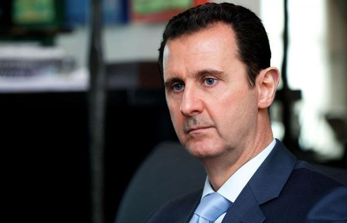مسيرة مؤيدة للأسد في جبل محسن (فيديو)