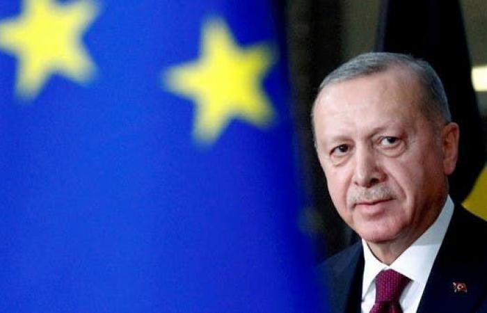 """بعد تطلعه لعضويته.. أردوغان """"الاتحاد الأوروبي مصاب بالعمى"""""""