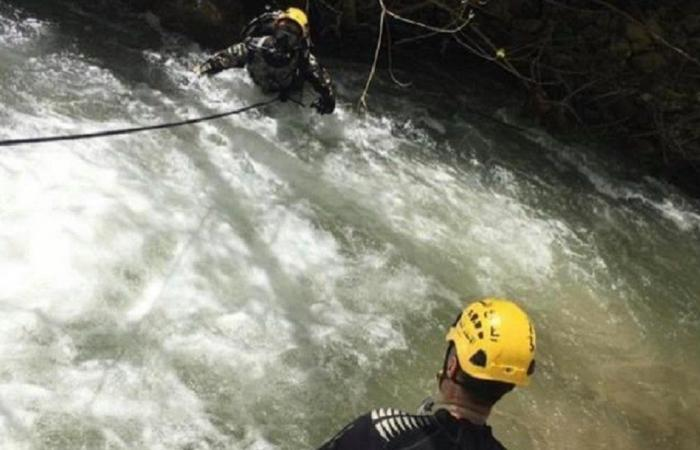 فقدان فتاة في نهر إبراهيم بعدما جرفها المنسوب المرتفع