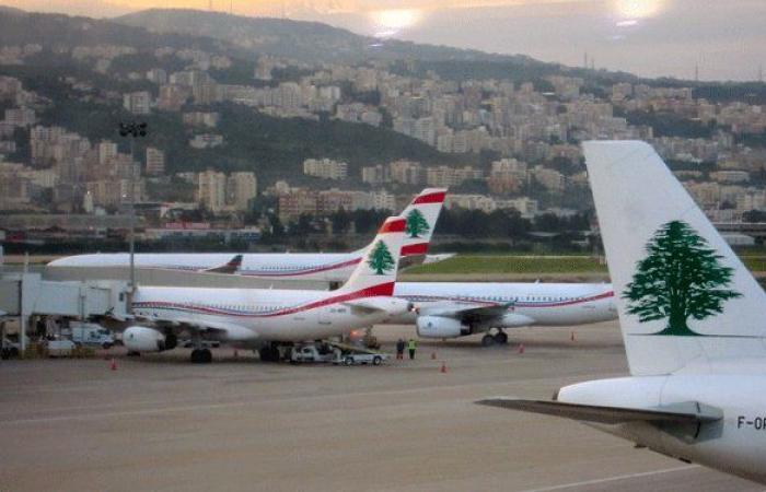 30 إصابة بكورونا على متن رحلات وصلت إلى بيروت