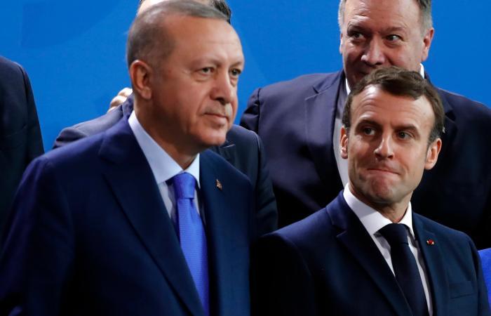 أردوغان يناكف فرنسا ثانية.. منتقداً مشروعاً ضد التطرف