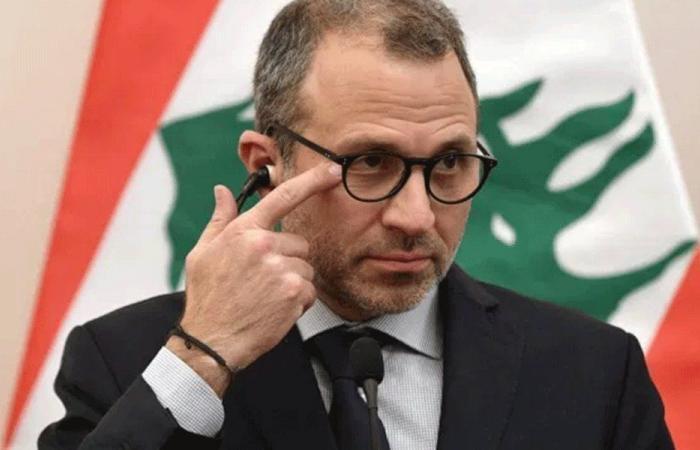 باسيل: لبنان يقاوم الانهيار والقدس تقاوم الاحتلال