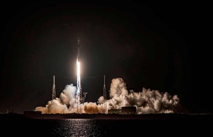 شركة SpaceX تبرم صفقة مع جوجل بشأن ستارلينك