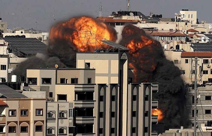 نتنياهو: قصفنا أهدافاً تحت الأرض لحماس في غزة