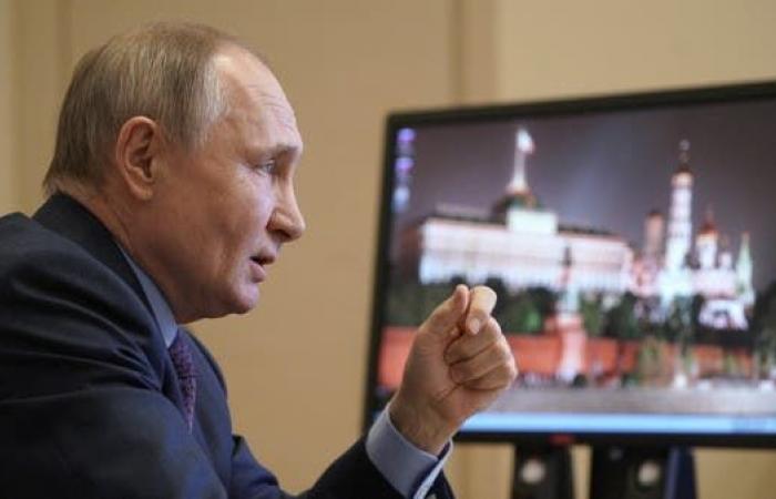 """بعد ملاحقة أحد مقربيه.. بوتين يتوعد أوكرانيا بـ""""رد مناسب"""""""