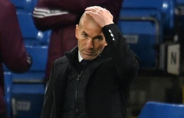 """زيدان: مستقبلي """"مجهول"""" مع ريال مدريد"""