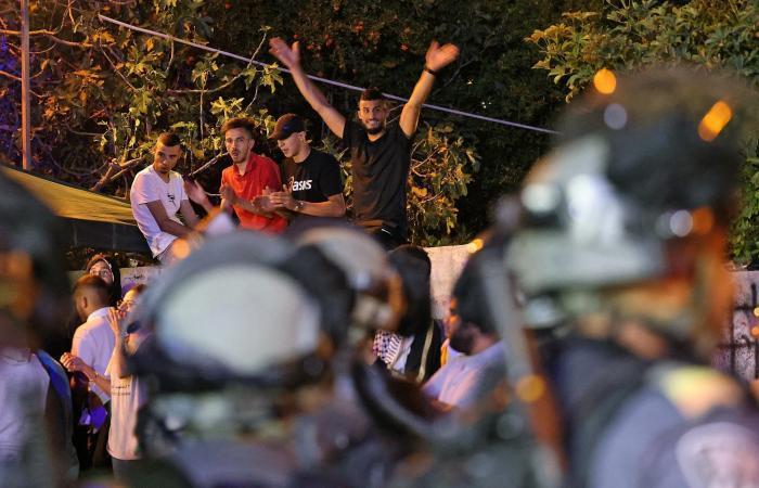 توتر جديد.. رصاص حي على فلسطينيين في الشيخ جراح