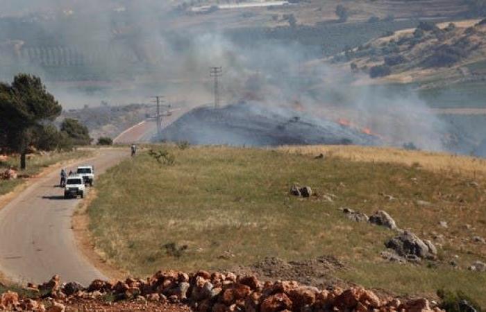 قتيل الحدود بين لبنان وإسرائيل من حزب الله.. ولا تصعيد