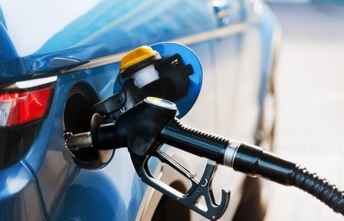 محطات البنزين في النبطية رفعت خراطيمها