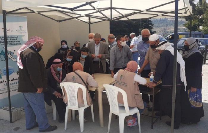 """ماراتون """"فايزر"""" في محافظة عكار… هذا عدد الملقّحين"""