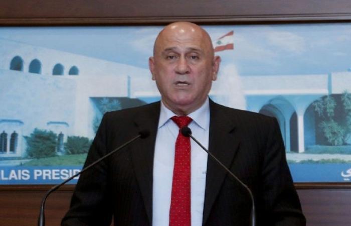 حب الله: نشكر العراق الشقيق على الموقف الداعم للبنان