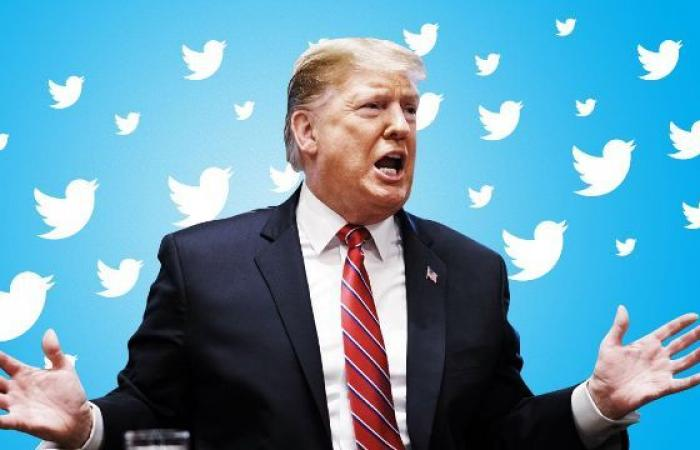 ترامب يهنئ نيجيريا على حظر تويتر