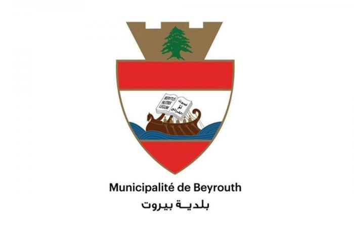 استمرار حملة إزالة التعديات والعربات المتجولة في بيروت