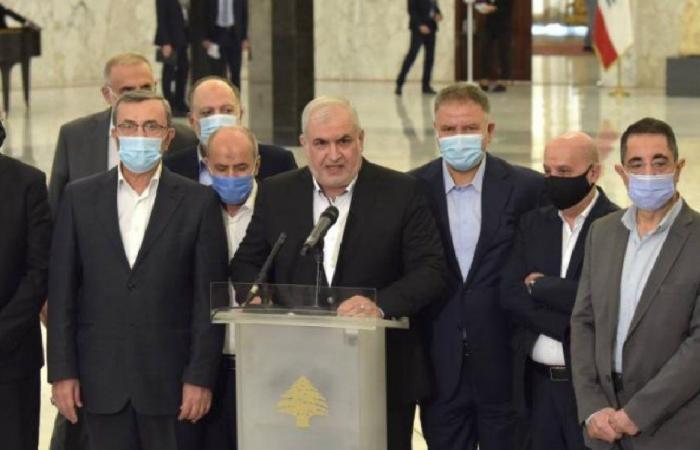 """""""الحزب"""" لجعجع: هل نضرب صاروخاً على بعبدا وبيت الوسط؟"""
