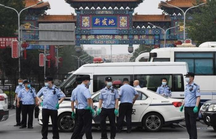 مقتل 12 شخصاً وإصابة 138 في انفجار أنبوب غاز بوسط الصين
