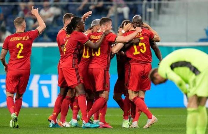 بلجيكا تبدأ مشوار أوروبا بهزيمة روسيا