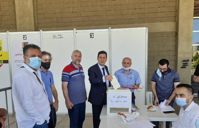 انطلاق انتخابات نقابة مهندسين طرابلس