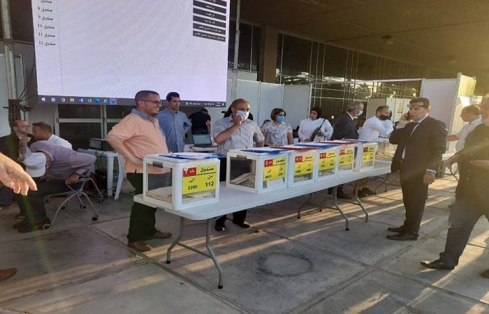 إقفال صناديق الإقتراع في نقابة مهندسي طرابلس