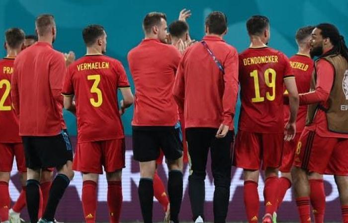 منتخب بلجيكا يغير خطط السفر بسبب مخاوف كورونا