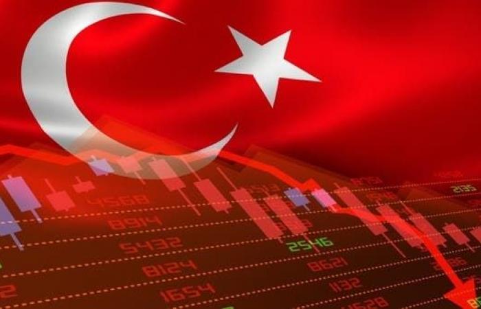 عجز ميزان المعاملات الجارية التركي عند 1.712 مليار دولار في أبريل