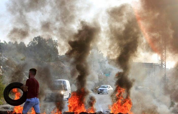 الإضرابات والإعتصامات تشلّ لبنان الخميس!