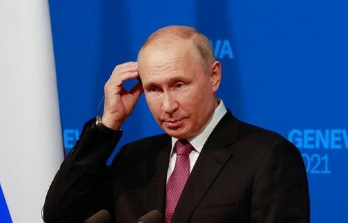 بوتين: اتفقت مع بايدن على عودة السفراء