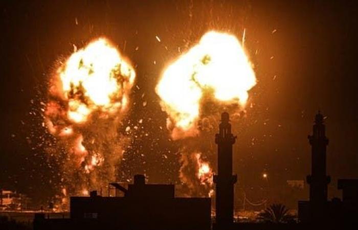 الأول منذ وقف النار.. إسرائيل تقصف موقعاً في غزة