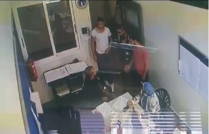 الاعتداء على مدرسة في الميناء – طرابلس (فيديو)
