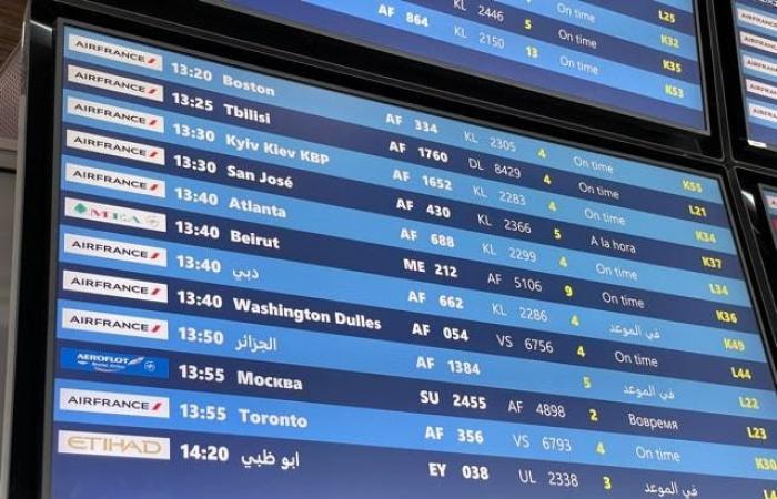 فرنسا تستقبل الصيف بـ81 وجهة طيران