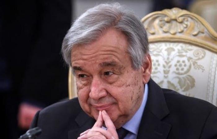إعادة انتخاب غوتيريش أميناً عاماً للأمم المتحدة لولاية ثانية