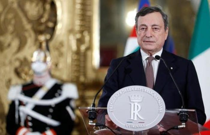 """رئيس وزراء إيطاليا: التعافي الاقتصادي يجب أن يكون """"منصفاً ومستداماً"""""""