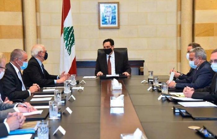 بوريل: الاتحاد الأوروبي مستعد لمساعدة اللبنانيين