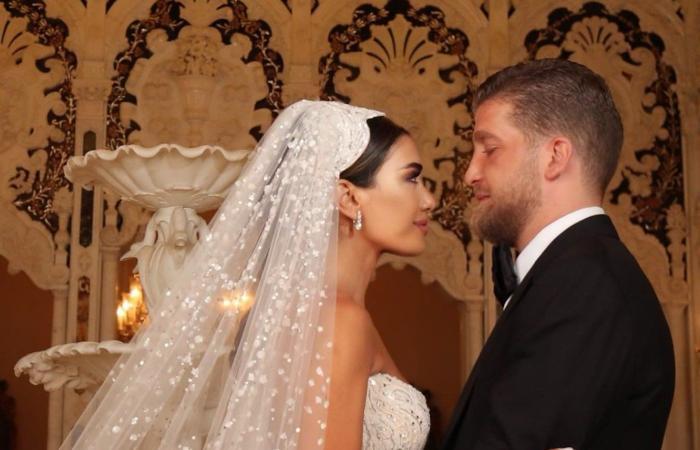 جيسيكا عازار: سأبقى وزوجي في لبنان