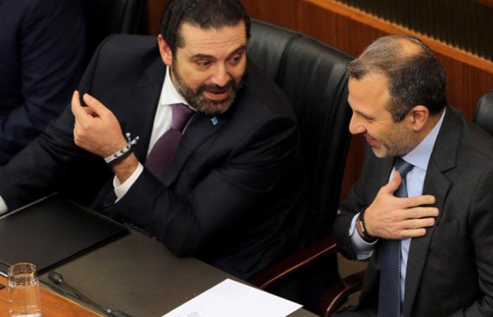 الحريري وباسيل سلّما قرارهما للثنائي الذي يحكم لبنان!